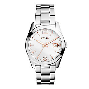 Fossil ladies' stainless steel bracelet watch - Product number 2832305