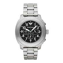 Emporio Armani Men's Stainless Steel Bracelet Watch - Product number 2832445