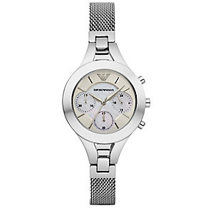 Emporio Armani Ladies' Stainless Steel Bracelet Watch - Product number 2832488