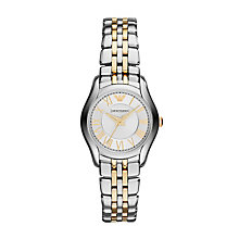 Emporio Armani Ladies' Two Colour Bracelet Watch - Product number 2832526