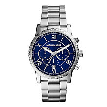 Michael Kors men's stainless steel bracelet watch - Product number 2832860