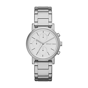 DKNY Ladies' Stainless Steel Stanhope Bracelet Watch - Product number 2833727