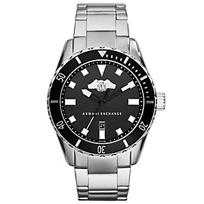 Armani Exchange Men's ActiveStainless Steel Bracelet Watch - Product number 2834162