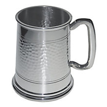 One Pint Hammered Tankard - Product number 2835002
