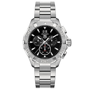 Tag Heuer Aquaracer men's stainless steel bracelet watch - Product number 2840030