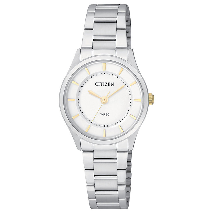 Citizen Ladies' Quartz Two-Tone Dress Watch - Product number 2840596