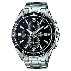 Casio Edifice Stainless Steel Bracelet Watch - Product number 2841118