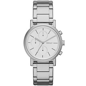 Dkny Ladies' Soho Stainless Steel Bracelet Watch - Product number 2845741