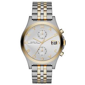 Marc Jacobs Ladies' Stainless Steel Slim Bracelet Watch - Product number 2846047