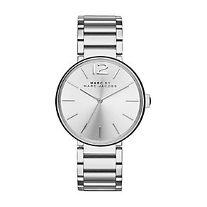 Marc Jacobs Peggy ladies' stainless steel bracelet watch - Product number 2846098