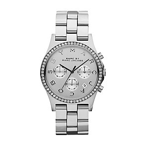 Marc Jacobs Henry ladies' stainless steel bracelet watch - Product number 2846144