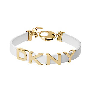 DKNY Ladies' Gold Tone Link Bracelet - Product number 2846519