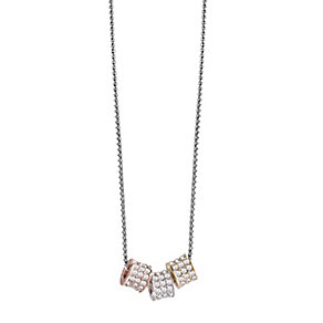 Guess Tree Colour Crystal Set Charm Trio Drop Pendant - Product number 2853043