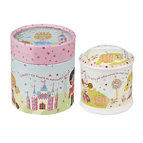 Little Rhymes Cinderella Penny Money Box - Product number 2860376