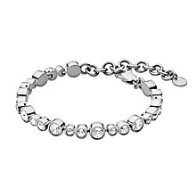 Dyrberg Kern Teresia Clear Crystal Tennis Bracelet - Product number 2862840