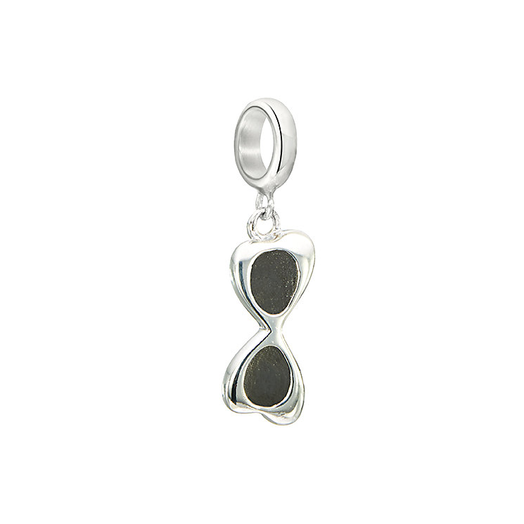 Chamilia Starlet Shades sterling silver sunglasses bead - Product number 2873559