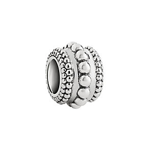 Chamilia Sterling Silver Celestia Wishes Milgrain Bead - Product number 2874571