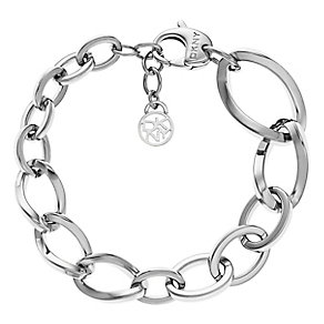 DKNY Stainless Steel Link Chain Must Have Bracelet - Product number 2876981