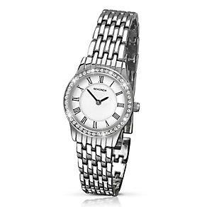 Sekonda Ladies' Blue Mother of Pearl Bracelet Watch - Product number 2881195