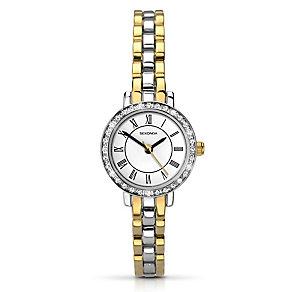Sekonda Ladies' Two Tone Bracelet Watch - Product number 2881233