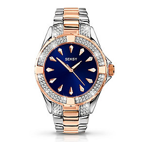 Sekonda Seksy Ladies' Intense Swarovski Crystal Watch - Product number 2882299
