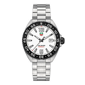 Tag Heuer men's F1 stainless steel bracelet watch - Product number 2891905