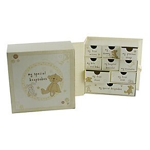 Button Corner My Special Keepsakes Box - Product number 2893428