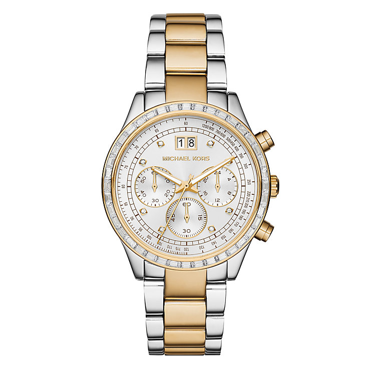 Michael Kors Ladies' Two Colour Bracelet Watch - Product number 2896001
