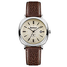 Barbour Beacon men's stainless steel strap watch - Product number 2902001