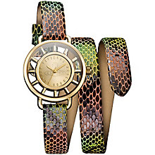 Vivienne Westwood Tate ladies' gold-plated strap watch - Product number 2902281