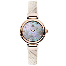 Vivienne Westwood Hampton ladies' gold-plated strap watch - Product number 2902370