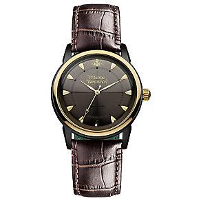 Vivienne Westwood Grosvenor men's strap watch - Product number 2902427