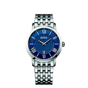 Hugo Boss men's stainless steel bracelet watch - Product number 2902621