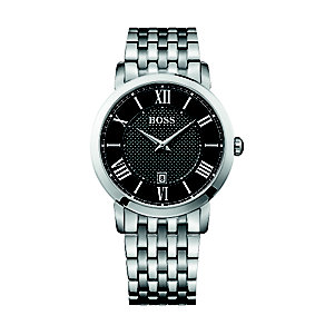 Hugo Boss men's stainless steel bracelet watch - Product number 2902893