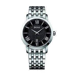 Hugo Boss men's stainless steel bracelet watch - Product number 2902893