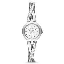 DKNY Ladies' Stainless Steel Bracelet Watch - Product number 2903318