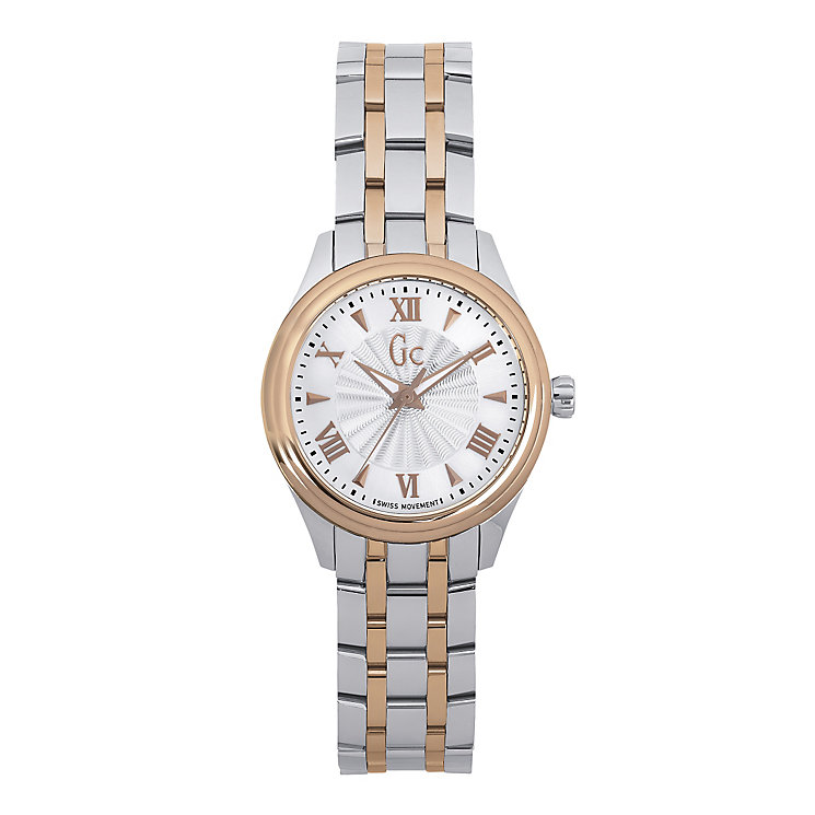GC Smart Class ladies' mother of pearl bracelet watch - Product number 2904195