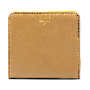 Fossil Sydney ladies' camel bifold wallet - Product number 2909278