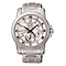 Seiko Men's White Dial Stainless Steel Bracelet Watch - Product number 2909413