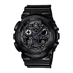 Casio G-Shock Black Resin Strap Watch - Product number 2916274