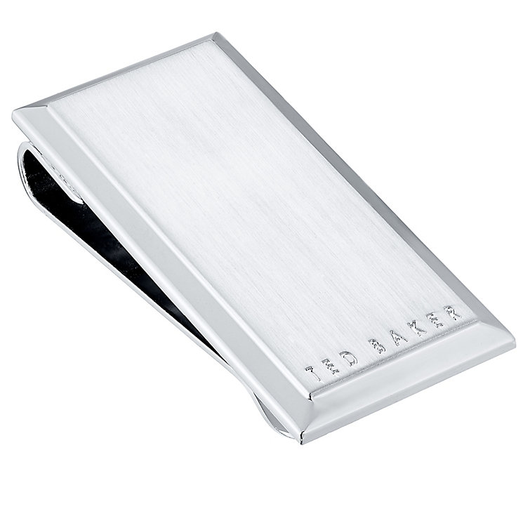 Ted Baker Contrast grey money clip - Product number 2916908