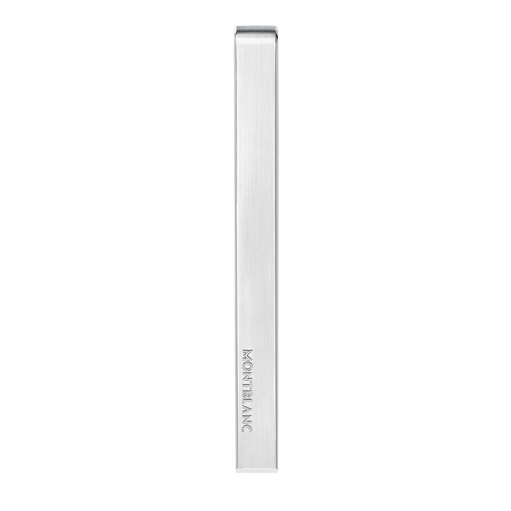 Montblanc stainless steel tie bar - Product number 2918447