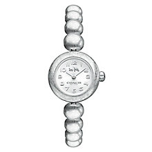Coach ladies' stainless steel bracelet watch - Product number 2920506