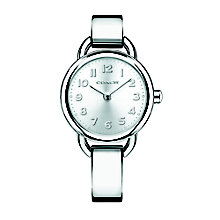 Coach ladies' stainless steel bangle bracelet watch - Product number 2920530