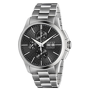 Gucci G-Timeless men's stainless steel bracelet watch - Product number 2926377
