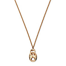 Gucci gold-plated pendant necklace - Product number 2926504