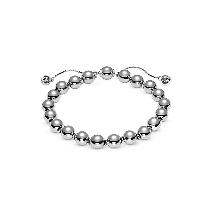 Gucci Boule sterling silver bead bracelet - Product number 2926792