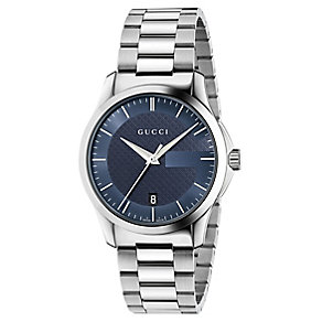 Gucci G-Timeless men's stainless steel bracelet watch - Product number 2926830