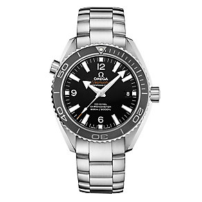 Omega men's stainless steel bracelet watch - Product number 2933160