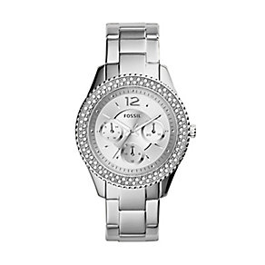 Fossil Stella ladies' stainless steel bracelet watch - Product number 2939592